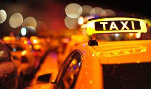 La Victoria: capturan a sujetos que robaban a taxis por aplicativo