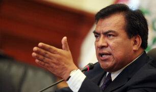 Velásquez Quesquén sugiere que FP no presida la Mesa Directiva del Congreso