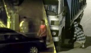 Se registran robos de autos en diferentes distritos de la capital