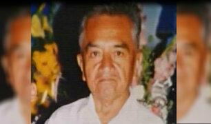 Velan restos de anciano que murió golpeado con un ladrillo por defender a una mujer