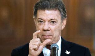 Colombia: presidente Santos admite problemas en proceso de paz