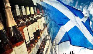 Escocia: suben precio de bebidas alcohólicas para frenar su alto consumo