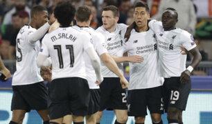 Liverpool pasó a la final de la Champions League y chocará con Real Madrid