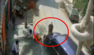 Detienen a conductor que embistió con su vehículo a albañil y lo dejó grave en hospital