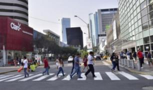 San Isidro: cerrarán calle las Begonias por 70 días debido a obras de remodelación