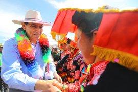 Presidente Vizcarra agradece voto de confianza al Gabinete Ministerial