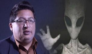 Bolivia: hombre asegura que tiene sangre de extraterrestres