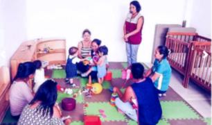 VMT: retiran a cuidadoras acusadas de maltratar a niños en local Cuna Más
