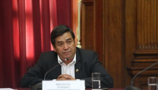 PJ confirmó 7 años de cárcel para el congresista Benicio Ríos