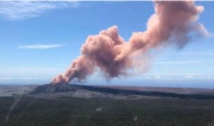 Hawai: evacúan a más de diez mil personas tras erupción de volcán Kilauea