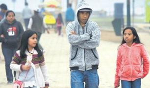 Senahmi: Hoy se registró la temperatura más baja del año en Lima