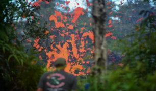 EEUU: terremoto de grado 6.9 golpea Hawaii por erupción de Volcán