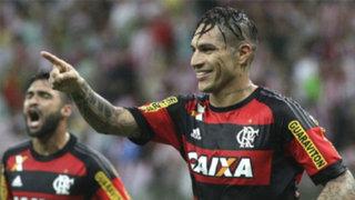 Brasil: Flamengo suspende contrato de Paolo Guerrero por segunda vez
