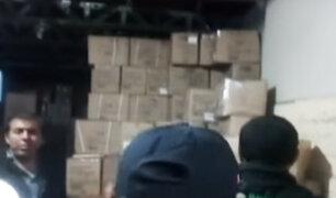 Cercado de Lima: donaciones serían comercializadas en el mercado negro por una organización religiosa