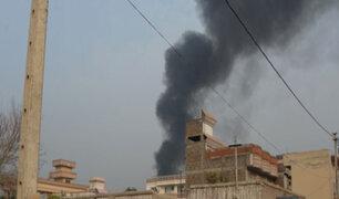 Afganistán: atentado en centro electoral deja 14 muertos y 33 heridos