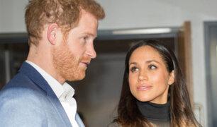 Boda de Meghan Markle y el principe Harry podría cancelarse
