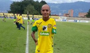 Futbolista sin brazo cumplió su sueño y debutó como profesional en Colombia