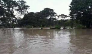Colombia: decenas de vehículos fueron arrastrados por fuertes lluvias