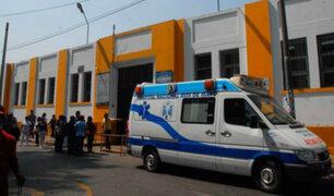 Hospital Dos de Mayo registra seis casos en Lima de síndrome de Guillain-Barré