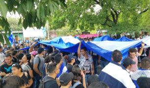 Nicaragua: al menos cuatro heridos durante una nueva ola de protestas