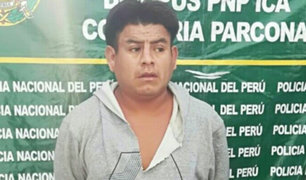 Ica: capturan a sujeto acusado de intentar violar a una niña de 8 años