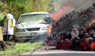 Hawai y España afectados por sorprendentes fenómenos climatológicos