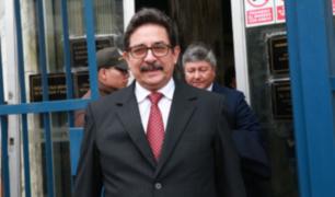 Enrique Cornejo: miembros de su partido desconocen su candidatura