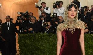 EEUU: famosos lucieron 'looks' religiosos en la Met Gala 2018