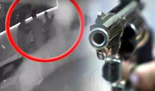 Cámaras de videovigilancia registran robos en Chorrillos