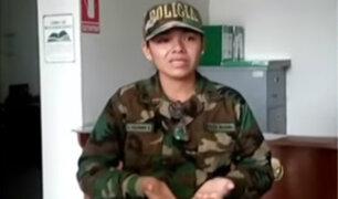 El desgarrador testimonio de policía tras rescatar a niña secuestrada en Satipo