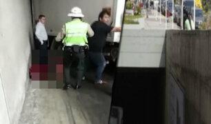 Jesús María: joven muere atropellado en estacionamiento del centro comercial Real Plaza