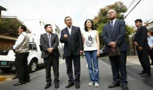 Abogados de Humala y Heredia presentan queja contra juez Concepción en la OCMA