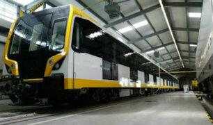 Línea 2 del Metro de Lima empezará a circular en el año 2021