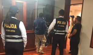 Así quedó la vivienda de los Humala – Heredia tras incautación