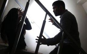 MIMP pide prisión preventiva para sujeto que intentó quemar a su expareja en Chorrillos
