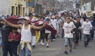 Joven muere durante enfrentamiento de barristas en Chorrillos