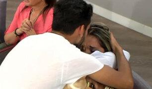 En Exclusiva: ¡La 'Chimi Chimi' lloró tras recibir sorpresa de sus hijos! [VIDEO]