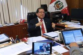 """Pablo Sánchez: """"Fiscales no actúan por venganza contra Ollanta Humala"""""""