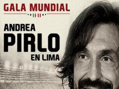 Cancelan partido que Andrea Pirlo iba a jugar en el Monumental