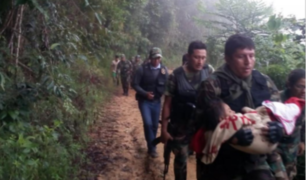 Madre de menor rescatada en Satipo pide ayuda para menor