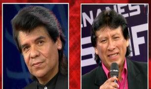 Imitadores de Iván Cruz y José Luis Rodríguez se enfrentan en duelo musical