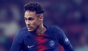 Neymar luce camiseta del PSG en Twitter y envía este mensaje