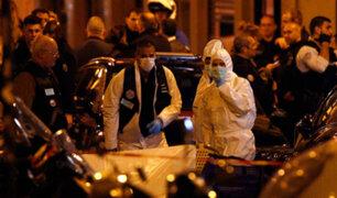 Francia: sujeto mata a una persona y deja heridas a cuatro en ataque terrorista