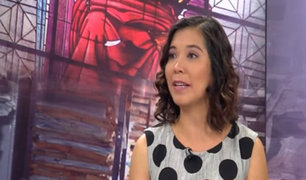 """Romy Chang, abogada penalista:  """"El crimen está organizado, pero nuestro Ministerio Público no"""""""