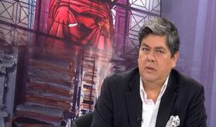 """Torres Caro sobre Humala-Heredia: """"Hay todos los elementos para una acusación"""""""