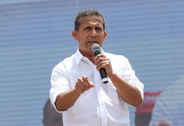 Expresidente Ollanta Humala saludó a las madres peruanas por su día