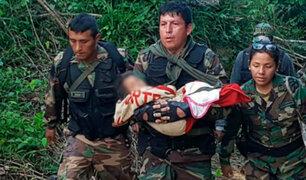 Rescate en la selva: secuestraron a su hija y la encontraron después de un mes