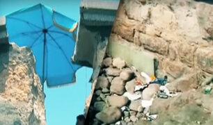Chorrillos: inseguridad, alcohol y contaminación en playa La Herradura