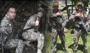 Andahuaylas: soldados del Vraem enviaron saludos por el Día de la Madre