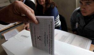 El 78% de peruanos apoya que el voto sea voluntario, según Ipsos Perú